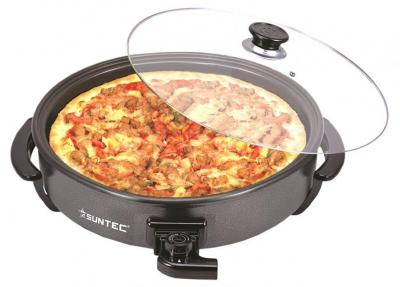 SUNTEC multi-pan MPF-8205 [aluminum alloy, non-stick coating, adjustable thermostat, max. 1500 watts] 220 VOLTS NOT FOR USA